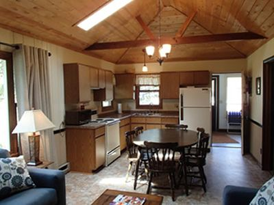 Living space / kitchen