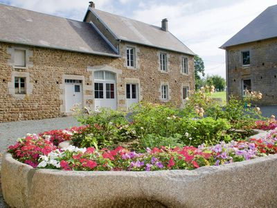 Photo for Grand Grand Family Cottage - Norman Castle (5 km from beaches)