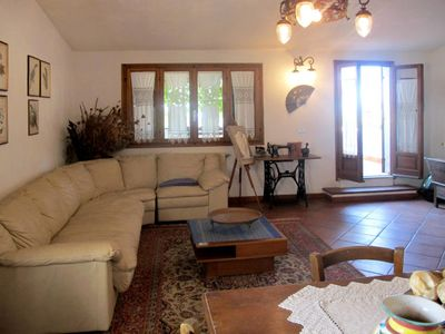Photo for Vacation home Casa Massabovi (IMP244) in Imperia - 8 persons, 4 bedrooms