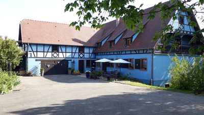Photo for The Willgottheim Blue Cottage