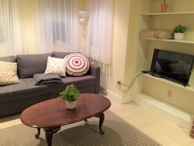 Photo for Charming Capitol Hill Apartment in Heart of DC (NEW!)