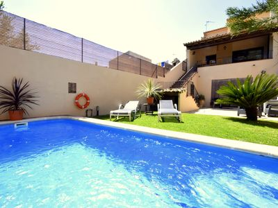 Photo for Modern townhouse with with great amenities and pool in quiet area of ​​Petra