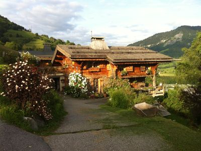 Photo for 3BR Chalet Vacation Rental in Praz-Sur-Arly, Auvergne-Rhône-Alpes