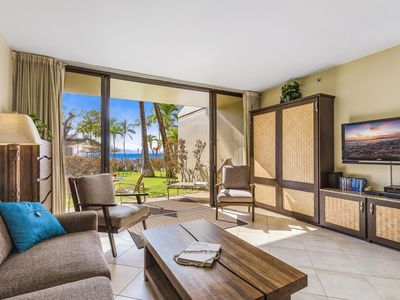 Photo for Closest 1-Bedroom to the Beach at Kaanapali Shores; Remodeled
