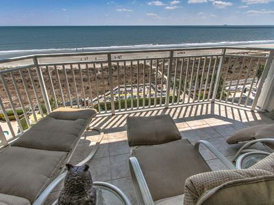 Photo for 3501 SeaCrest - Oceanfront 5th Floor Penthouse. WoW views!
