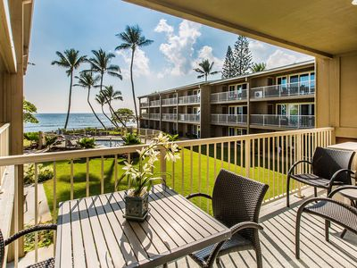 Photo for Newly Remodeled - Air Conditioned - Steps from  beach, walking path, shopping