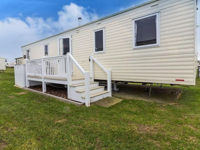 Photo for 8 berth mobile home to hire at Haven Caister site in Norfolk ref 30020