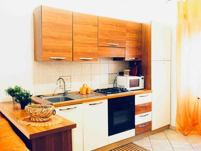 Photo for 1BR Apartment Vacation Rental in Lido di Ostia