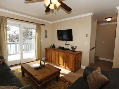 Photo for Pet Friendly - Complimentary Hot Springs Pool Passes - Deck Overlooking River