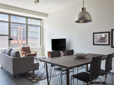 Photo for Distinct 2BR in South End by Sonder