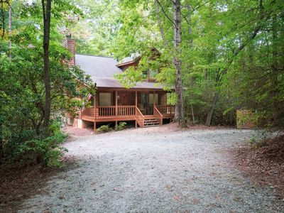 Photo for Robin's Nest is the perfect getaway in the beautiful Sautee Nacoochee Valley, not far from Alpine He