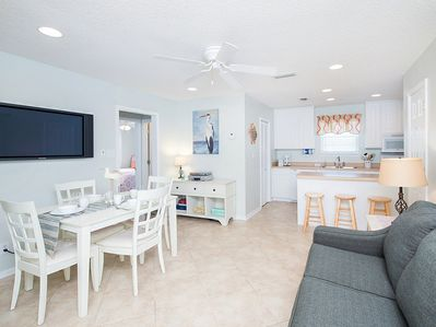 Living Area  - Welcome to Gulf Shores! This condo is professionally managed by TurnKey Vacation Rentals.