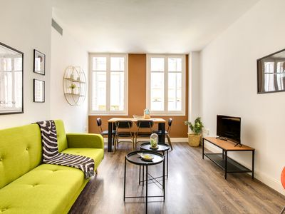 Photo for Joyful 2bed apartment in the traditional Gracia