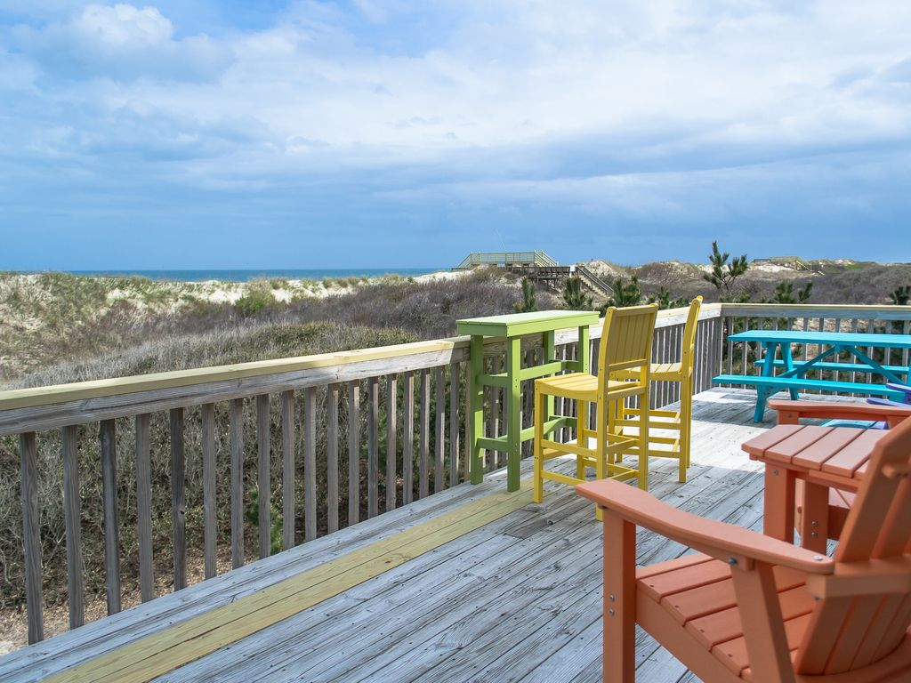 C0361 Rainbow's End. Excellent Ocean View, Hot Tub, Impeccably Furnished