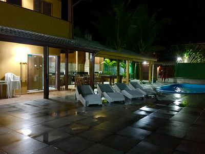 Photo for HOUSE FOR 40 PEOPLE, COMPLETÍSIMA, 700M FROM THE BEACH, TWO SWIMMING POOLS, ALL NEW !!