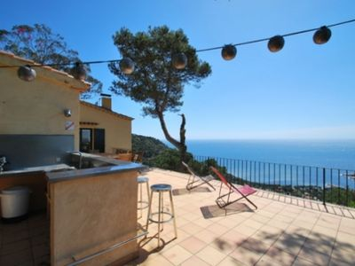 Photo for 4 bedroom Villa, sleeps 10 in Begur with Pool and WiFi
