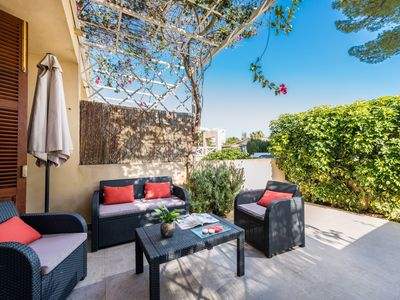 Photo for CALMA - Chalet with terrace in Port d'Alcúdia.