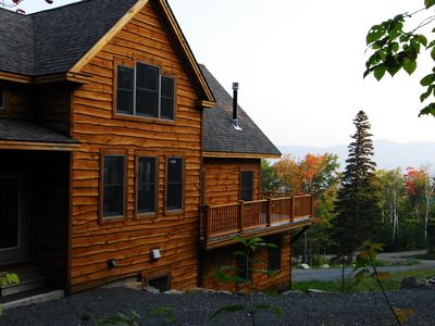 Photo for Highest on the Mountain, Beautiful, Year Round Home