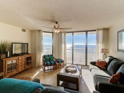 Photo for Oceanfront Condo 2 Blocks To Shops & Restaurants