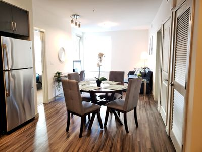 Photo for Lovely Home away from Home 1BR Suite with Den in Downtown #RU641