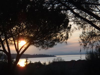 Photo for Villa Larry in San Feliciano sul Trasimeno with garden and olive grove