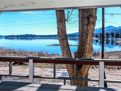 Photo for ~Frank's Old Bear~Lakefront Single Story~Fenced Yard~Walk To Town~