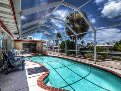 Photo for 617 Dundee - Private home 3 Bedroom / 3 Bath with private pool and boatdeck, maximum occupancy of 6 people.