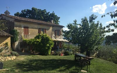Photo for La Casella - Farmhouse in the green heart of Italy
