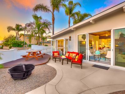 Photo for 25% OFF OCT - Carlsbad Ocean View Beach Home w/ SPA + Walk to All!
