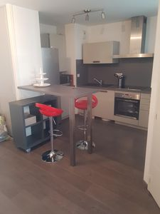 Photo for Apartment for 3 people 10 minutes walk from the city center 15 min from the beaches