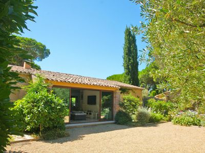 Photo for Beautiful Villa 5BR With Pool Close To Pampelonne Beaches