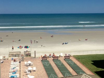 Photo for Beach Front Vacation Home On Beautiful New Smyrna Beach