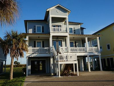 Photo for Pointe West--Water Front 5 Bedroom Villa - Pools Are Open!