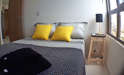 Photo for Beautiful flat for 4 people in the center of Recife