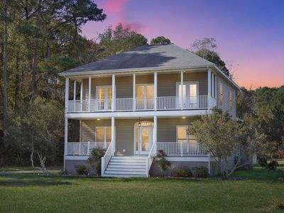 Photo for This fabulous 4 Bedroom Coastal Charmer is only minutes from Chincoteague Island, Home of the Wild P