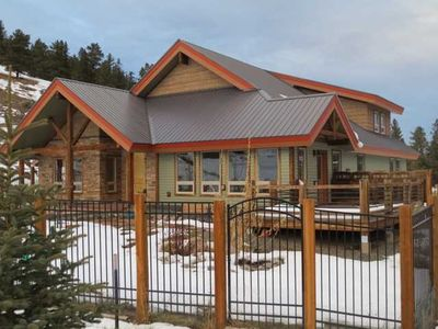 Photo for B's Nest - Spectacular Home with Great Mountain Views