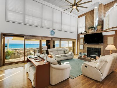 Photo for Stupendous Custom-Built Gulf Front Home on Navarre Beach!