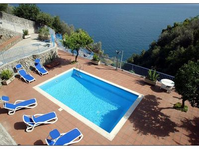 Photo for Villa Demetra on the Amalfi Coast