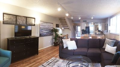 Photo for Turquoise Quail-Double Master, Roomy, Convenient, Private