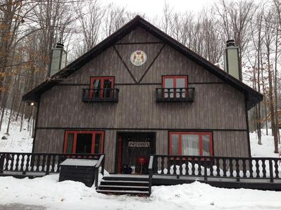 Alpine Haus South (Right side of duplex)