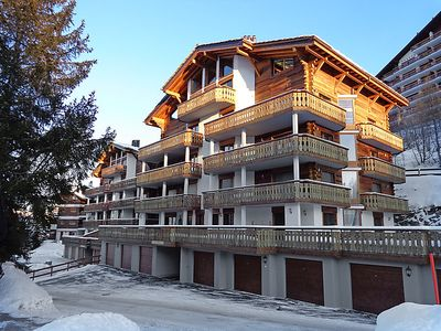 Photo for Apartment Cimes-Blanches A 302  in Nendaz, Valais - 6 persons, 3 bedrooms