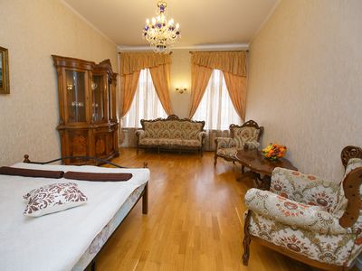 Photo for Cozy room in Saint Petersburg Centre