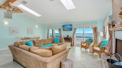 Photo for Beautiful beach house, just minutes from St. Augustine.
