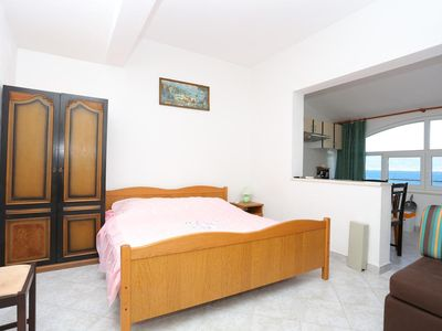 Photo for Studio flat near beach Slatine (Čiovo)