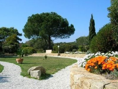 Photo for Apartment in a villa in Sant Ambroggio