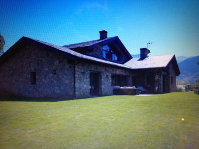 Photo for SPECTACULAR DREAM HOUSE TO LA CERDANYA