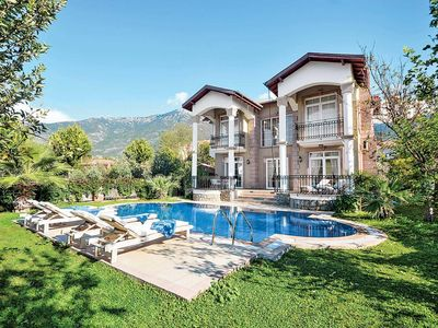 Photo for 3 bedroom Villa, sleeps 6 in Oludeniz with Pool, Air Con and WiFi