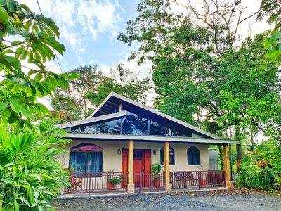 Photo for 20 minutes from La Fortuna, Family-Sized House W/ Nice Porch for Bird-watching