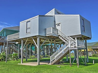 Photo for 1BR Freeport House w/Ocean Views & Boat Ramp!