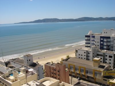 Photo for Apt. cover with great views of the sea front promenade, center.(See rates).